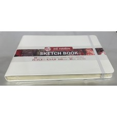 Sketch book wit 21 x 14.8 cm
